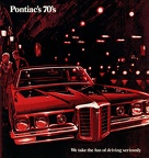 1970 Pontiac Full Line Catalog