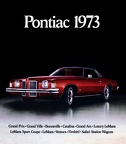1973 Pontiac Full Line Catalog