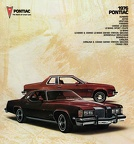 1976 Pontiac Full Line Catalog