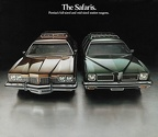 The '73 Safaris