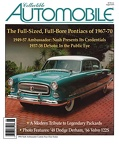 Collectible Automobile - August, 2010