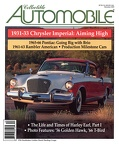 Collectible Automobile - December, 2005
