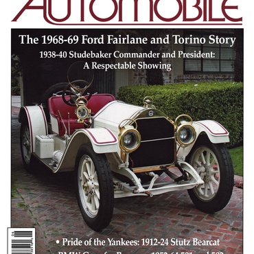 Collectible Automobile - June, 2010