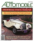 Collectible Automobile - October, 1995