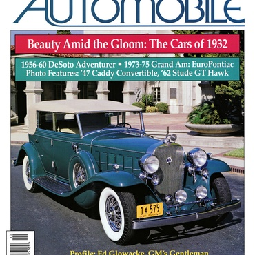 Collectible Automobile - October, 1996