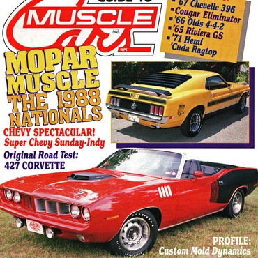 Guide to Musclecars - December, 1988