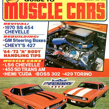 Guide to Musclecars - February, 1986