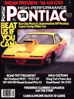 High Performance Pontiac - April, 1985