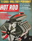 Hot Rod - October, 1970