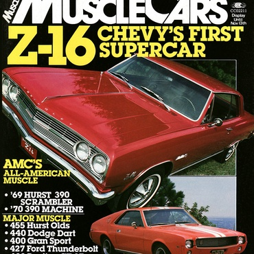 Muscle Cars - Vol4-No6