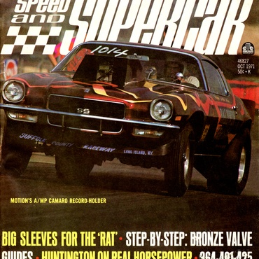 Speed and Supercar - October, 1971