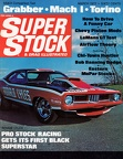 Super Stock & Drag Illustrated - March, 1972