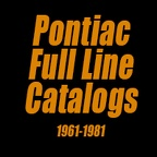 Full Line Catalogs 1961-1981